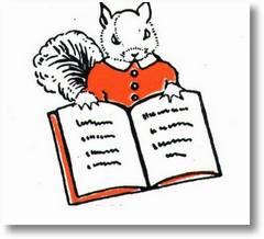 squirrel proofreading
